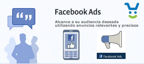 Gestion Campañas Publicidad en Facebook ads | Alicante Publicidad Online FB