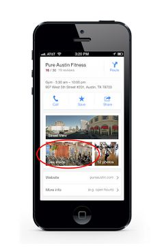 Google Photos for Business en Iphones