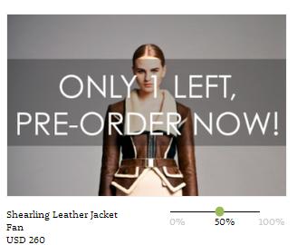 Plataforma social para fabricar moda