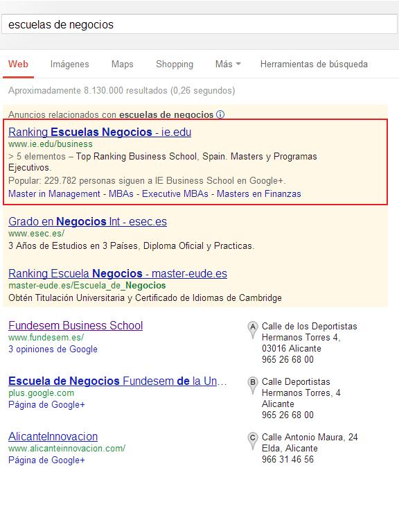 Google Plus y el marketing online