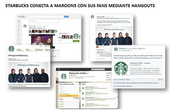 Hangouts de GooglePlus contecta con tus seguidores