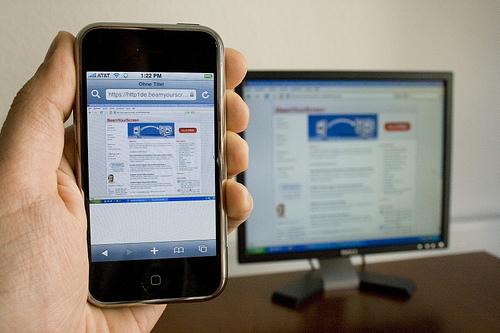m-commerce: adapta tu Web al teléfono móvil